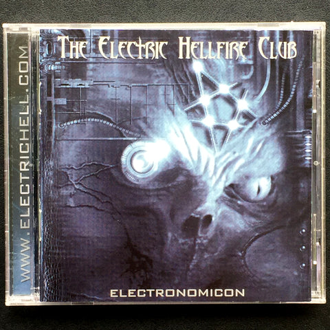 "The Electric Hellfire Club ""Electronomicon"" CD"
