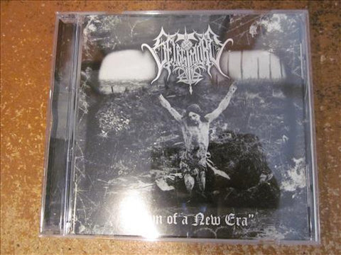 "Selbstmord ""Dawn of a New Era"" CD"