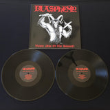 "Blasphemy ""Victory (Son of the Damned)"" Double LP"