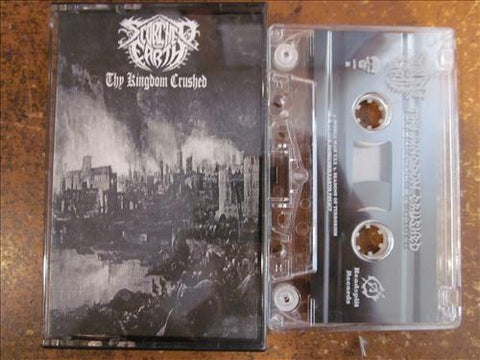 "Scorched Earth ""Thy Kingdom Crushed"" Demo"
