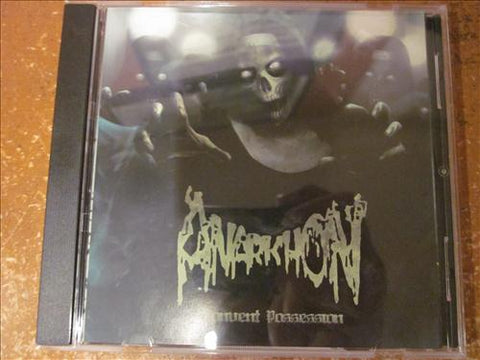 "Anarkhon / Vomepotro ""Convent Possession"" Split CD"