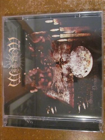 "Wisdom ""Sacra Privata"" CD"