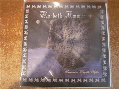 "Rabbath Ammon ""Ammonites' Knights' Nights"" 7"""