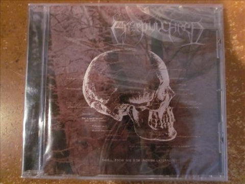 "Ensepulchred ""Suicide in Winter's Moonlight"" CD"