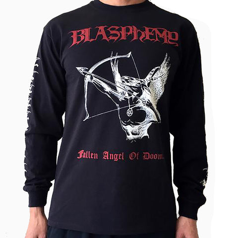 "Blasphemy ""Fallen Angel of Doom...."" LS"