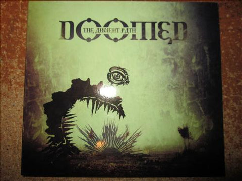 "Doomed ""The Ancient Path"" CD"