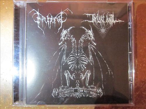 Infuneral / The Last Knell Split CD