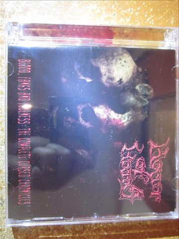 "Horror of Horrors ""Blood, Fangs, and Foulness"" CD"