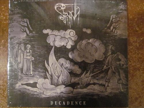 "Strynn ""Decadence Digifile"" CD"