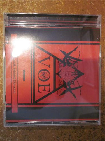 "Vortex of End ""Fanatik Spiritual Devotion"" CD"