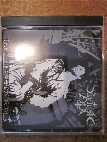 "Devilish Era ""The Deiphobic Syndrome"" CD"