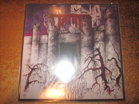 "Trial ""The Primordial Temple"" LP"
