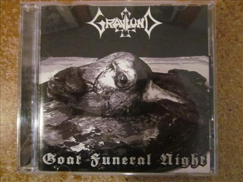 "Gravlund ""Goat Funeral Night"" CD"