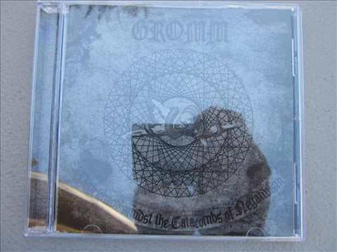"Gromm ""Pilgrimage Amidst the Catacombs of Negativism"" CD"