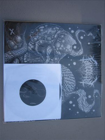 "Fuoco Fatuo ""The Viper Slithers in the Ashes..."" LP+7"""