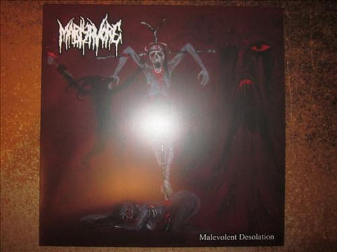 "Martyrvore ""Malevolent Desolation"" LP"