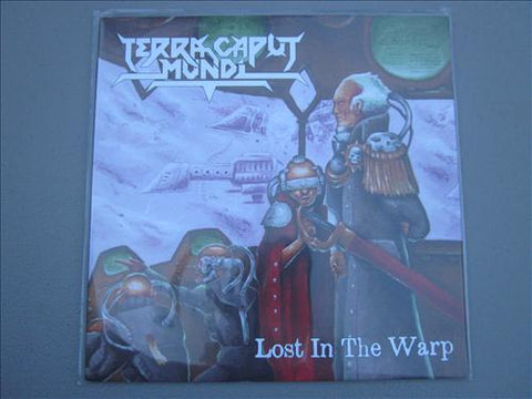 "Terra Caput Mundi ""Lost in the Warp"" LP"