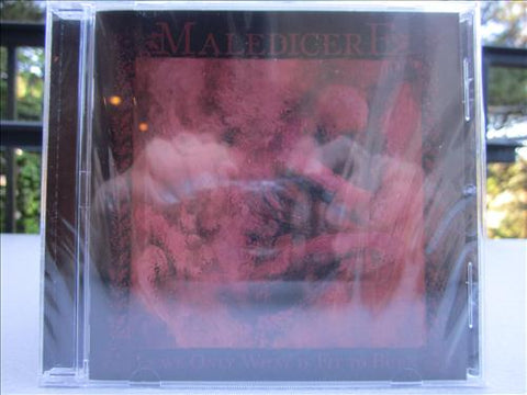 "Maledicere ""Leave Only What Is Fit to Burn"" CD"