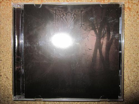 "Frost ""...From the Dark"" CD"