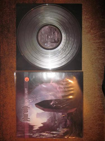 "Pharaoh ""Bury the Light"" Clear LP"