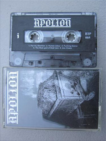 "Apollion ""The Mute God of Deaf Men"" Demo"