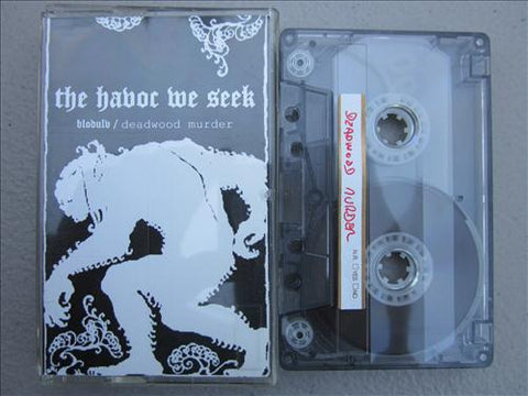 Blodulv / Deadwood Murder Split Demo