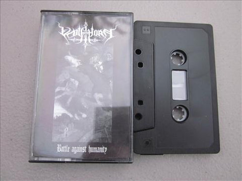 "Wolfthorn ""Battle Against Humanity"" Demo"
