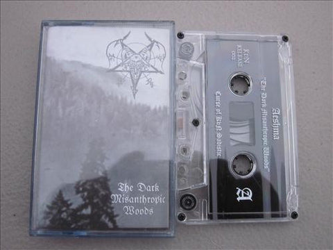 "Aeshma ""The Dark Misanthropic Woods"" Demo"