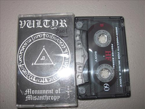 "Vultyr ""Monument of Misanthropy"" Demo"