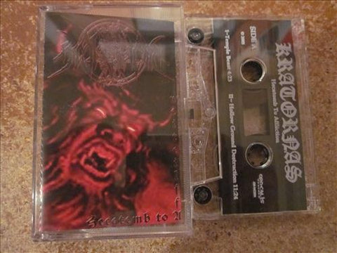 "Kratornas ""Hecatomb to Affliction"" Demo"