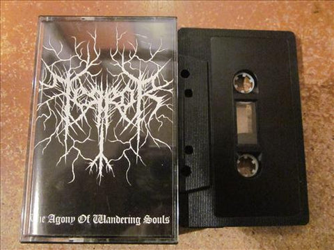 "Terror   "" The Agony of  Wandering Souls "" demo"