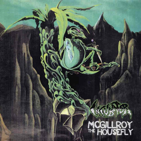 "INCUBATOR ""McGillroy the Housefly"" LP"