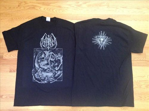 "Ill Omen ""Enthroning the Bonds of Abhorrence"" TS S"