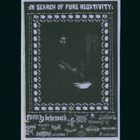 In Search of Pure Negativity Zine #3