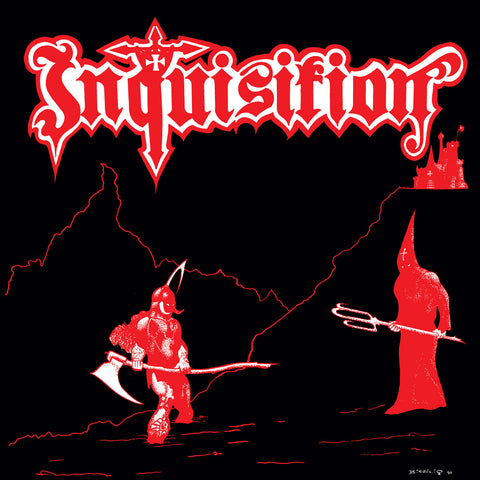 "Inquisition ""Anxious Death / Forever Under"" Double LP"