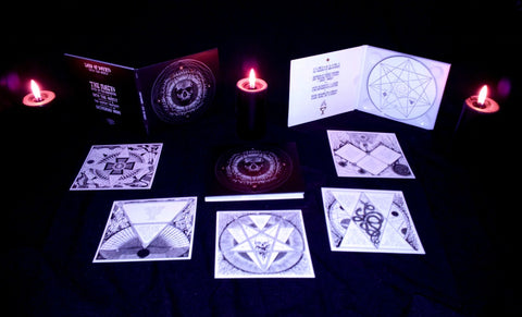 "Lord of Doubts ""Into The Occult"" CD"