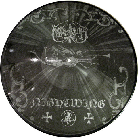 "Marduk ""Nightwing"" Picture LP"