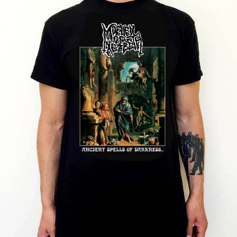 "Moenen of Xezbeth ""Ancient Spells of Darkness..."" Full Color TS"