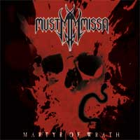 "Must Missa ""Martyr Of Wrath"" LP"