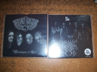 Annihilation 666 / Bliss of Flesh split 7""