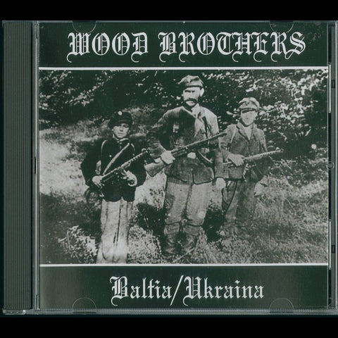 V/A Wood Brothers - Baltia / Ukraina CD (With Loits, Hate Forest, Drudkh, etc.)
