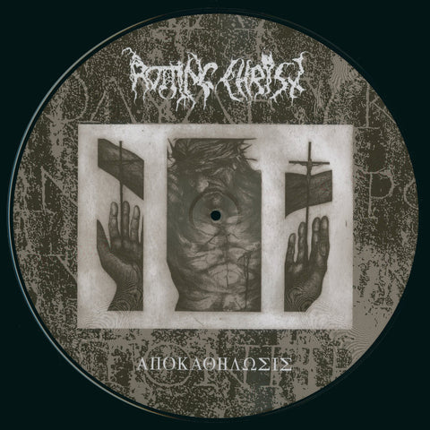 "Rotting Christ ""Apokathilosis"" Picture LP"