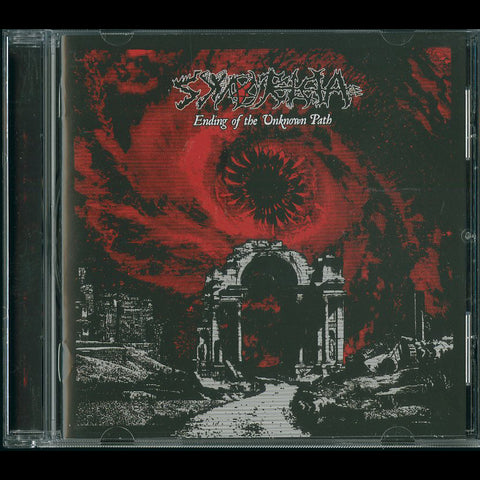 "Synteleia ""Ending of the Unknown Path"" CD"