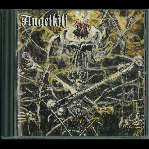 "Angelkill ""Artist of the Flesh"" CD (Wild Rags Records)"