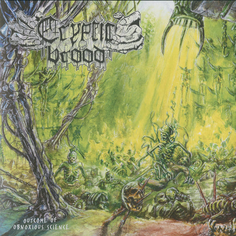 "Cryptic Brood ""The Outcome of Obnoxious Science"""