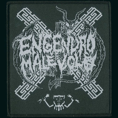 "Engendro Malévolo ""Logo"" Patch"