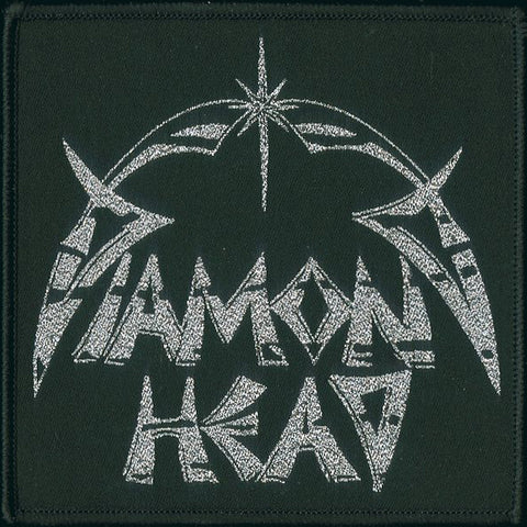 "Diamond Head ""Logo"" Patch"