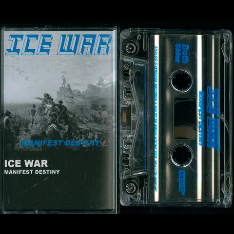 "Ice War ""Manifest Destiny"" MC (Analog Overdose Edition)"