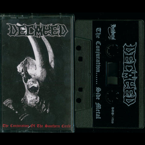 "Decayed ""The Conjuration of the Southern Circle"" MC"