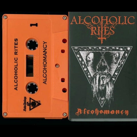 "Alcoholic Rites ""Alcohomancy"" MC"